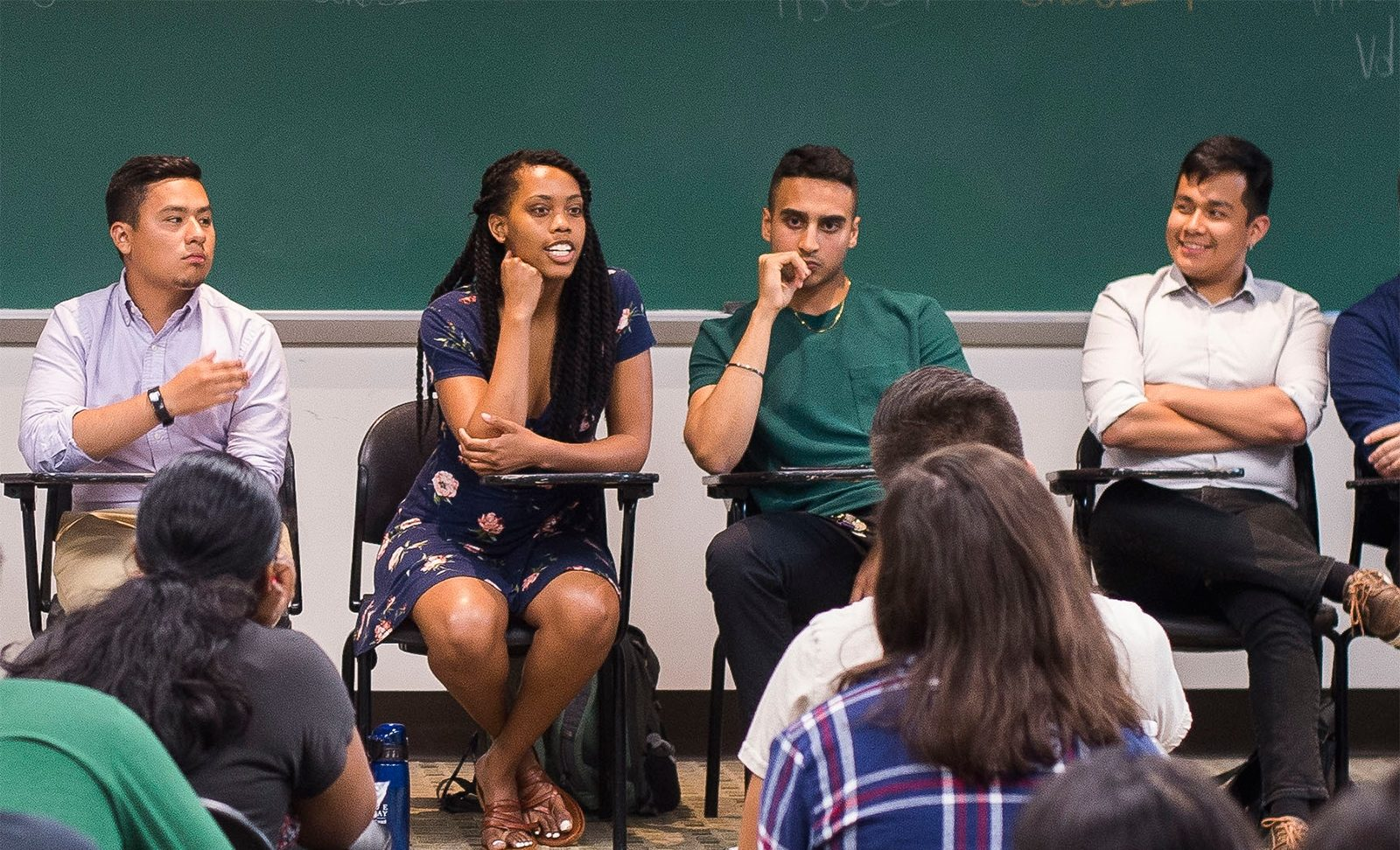 transitioning to college student panel