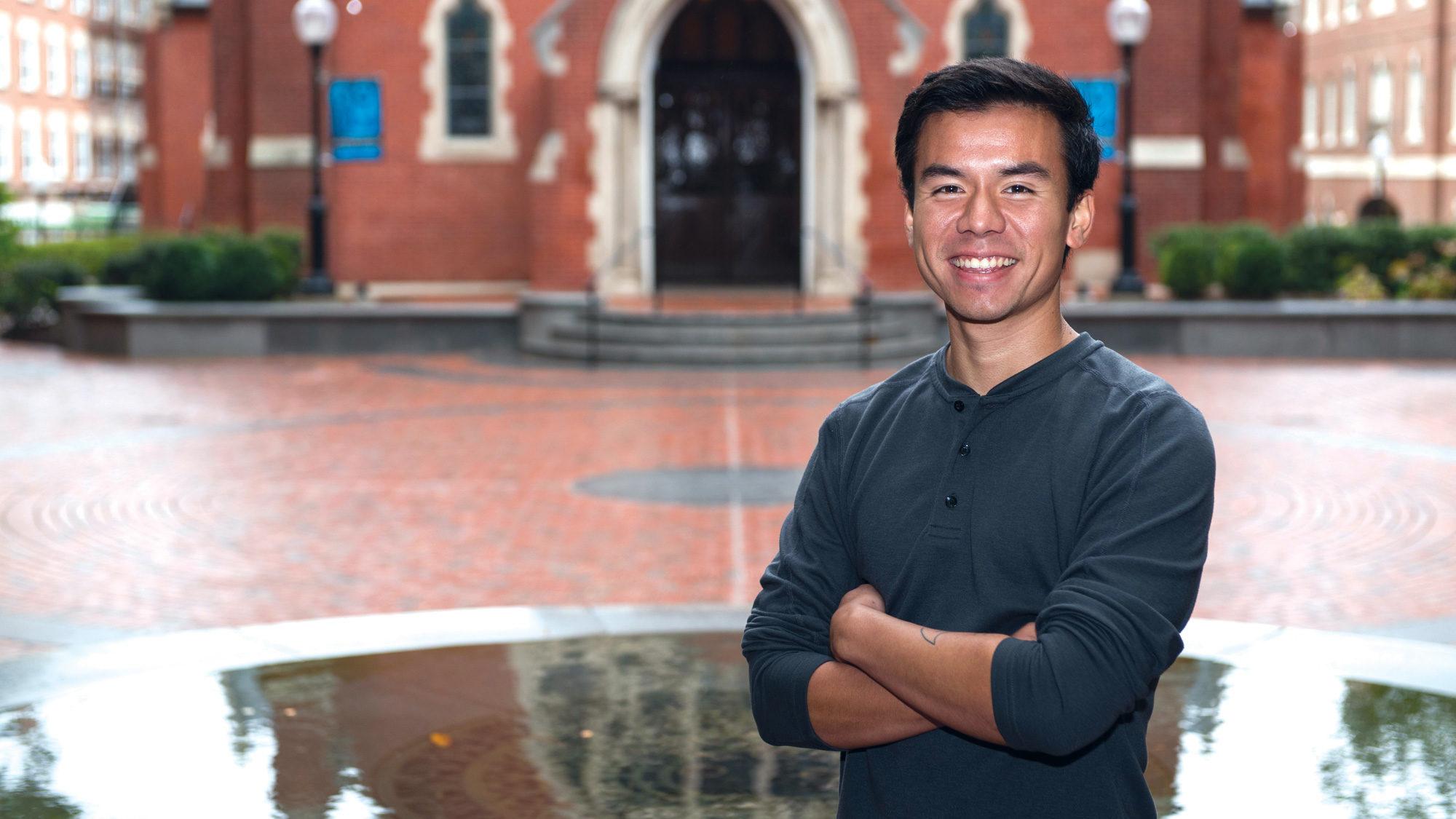 Lam Nguyen (C'18),