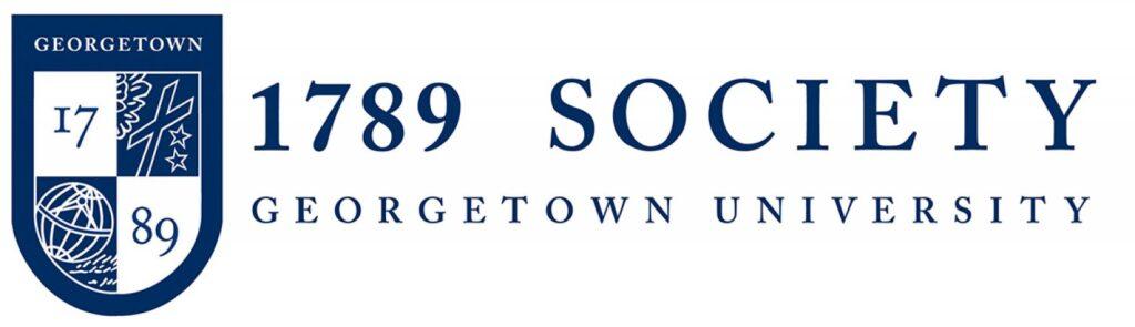1789 Society Georgetown University