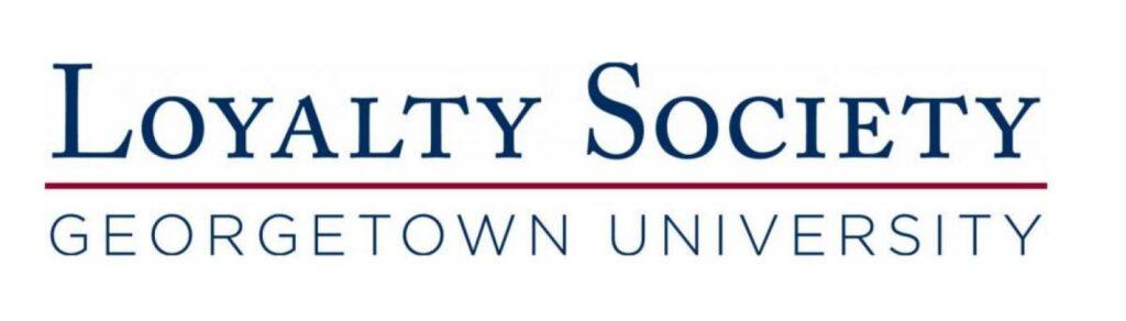 Legacy Society Georgetown University