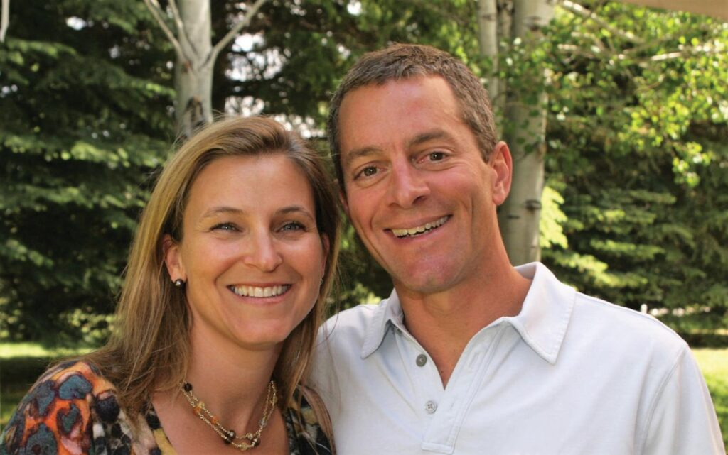 Carrie Walton Penner (C'92) and Greg Penner (F'92) cre- ated the Penner Family Chair in Asian Studies, which is now being held by Evan Medeiros, an acclaimed scholar and practitioner of foreign policy.
