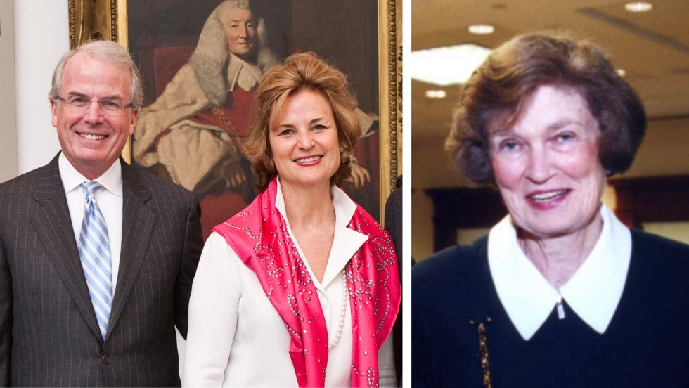 Timothy O'Neill, Linda O'Neill, and Agnes N. Williams